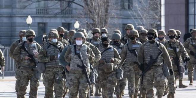 Las protestas por la investidura de Biden se diluyen pero el FBI teme a los lobos solitarios