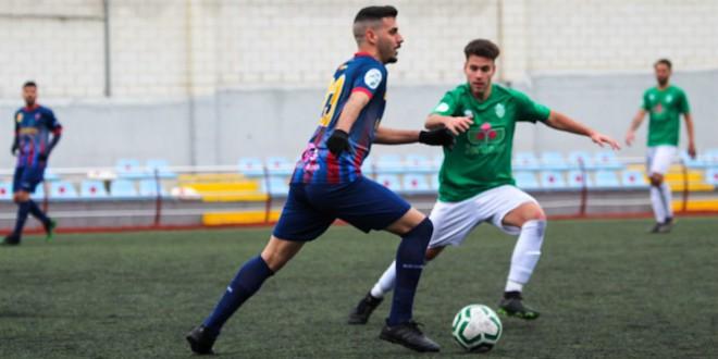 El Fertisac Atarfe se lleva un disputado derbi ante el Vandalia, 0-1