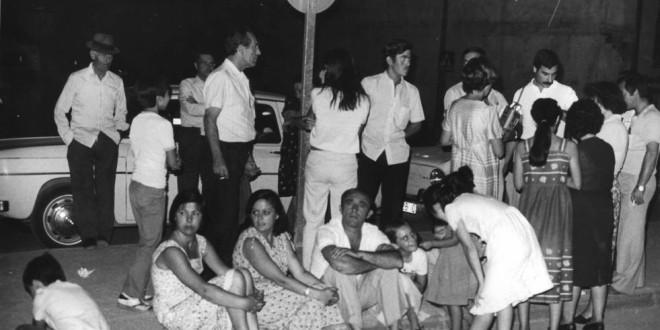 1979: el 'espejo' de los terremotos de Granada en 2021