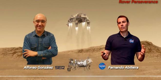 Fernando Abilleira, ingeniero de la NASA: «Esta misión a Marte puede reescribir la historia»