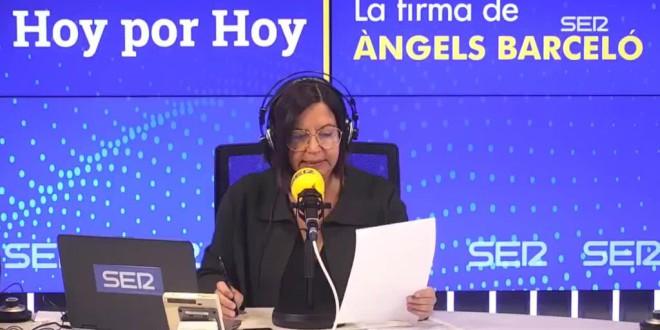 «Un discurso paradójico y peligroso» por Ángel Barceló