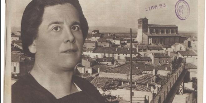 Hallan en una fosa los restos de María Domínguez, la primera alcaldesa republicana de España, fusilada en 1936