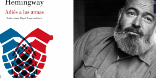 'Adiós a las armas', la gran historia de amor de Hemingway