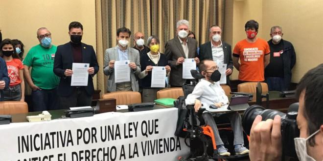 FACUA se suma a 50 organizaciones en una Iniciativa por una ley que garantice el derecho a la vivienda