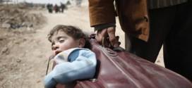 SIRIA: La mayor crisis de desplazados de la historia reciente: el campo de Zaatari