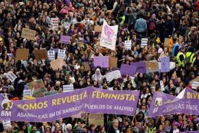 El feminismo en el punto de mira: un 8M marcado por la pandemia y la crispación