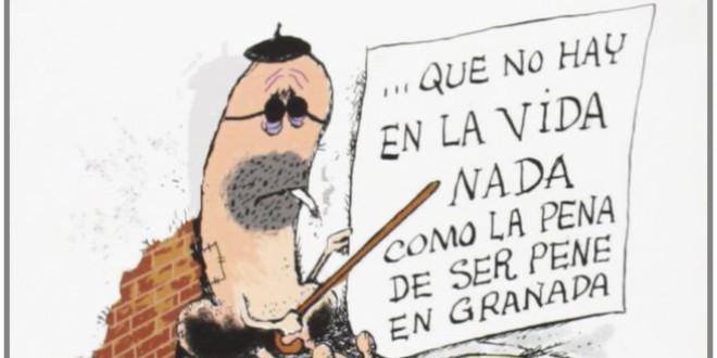 «UN LENGUAJE GRANADINO» por José Vaquero