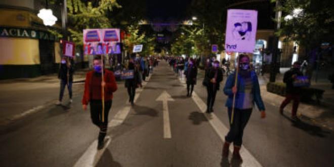 Convocada en Granada una manifestación para el 8M con medidas de seguridad y sin pretensión de ser «un acto masivo»