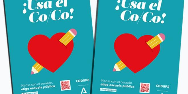 La CODAPA recomienda usar el CO/CO a la hora de elegir centro