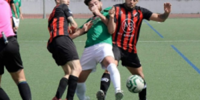 El Atarfe derrota al San Pedro y se mete en la pelea por el ascenso, 2-1