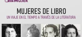 La obra de Mariluz Escribano protagoniza en Granada el ciclo 'Mujeres de Libro'
