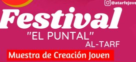FESTIVAL «EL PUNTAL»: I MUESTRA DE CREACIÓN JOVEN