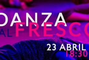 ATARFE: TALLER DE DANZA CONTEMPORÁNEA E IMPROVISACIÓN: DANZA AL FRESCO