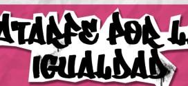 """CAMPAÑA DE CONCIENCIACIÓN JUVENIL """"ATARFE POR LA IGUALDAD""""  por IBÁN SIERRA CABALLERO"""