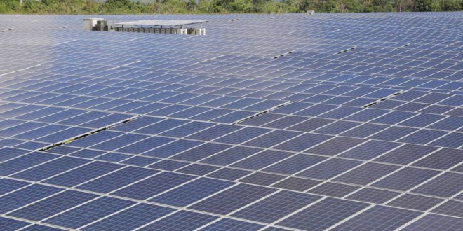 Salen a información pública ocho megaplantas solares que ocuparán 2.000 hectáreas de nueve municipios de Granada