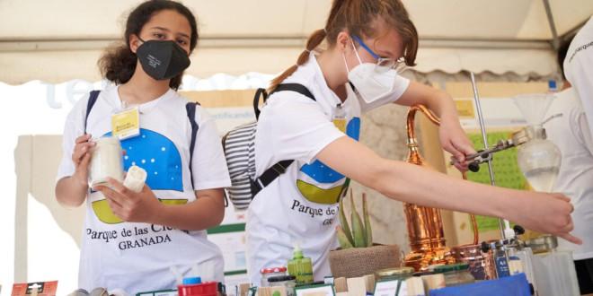 El Parque de las Ciencias obtiene 68.000 euros del Ministerio de Ciencia en financiación para dos proyectos