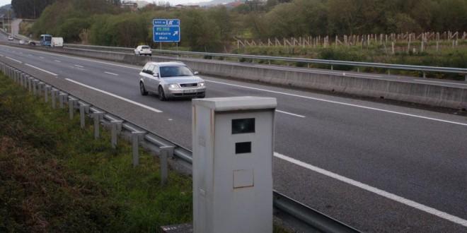 Te desvelamos dónde están los radares que más multan de España