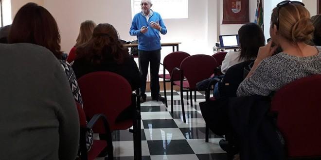 ATARFE: Juan de Dios Fernández Gálvez como Premio Solidaridad en 2021.