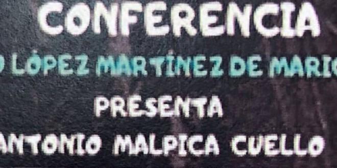 CONFERENCIA: MERCADERES, ARTESANOS Y ULEMAS