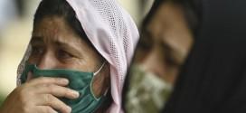 Los talibanes marcan con pintura las puertas de las casas de mujeres activistas, periodistas y políticas