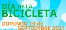 ATARFE: CAMBIO DE HORARIO DEL DIA DE LA BICICLETA: 19 DE SEPTIEMBRE A LAS 10H