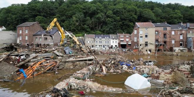 España tiene 50.000 viviendas construidas en zonas de riesgo de inundación