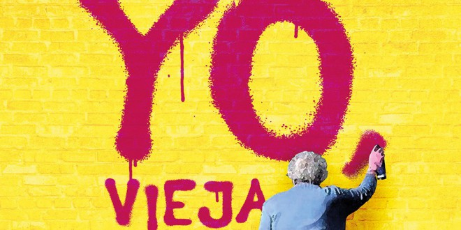 «YO, VIEJA» por Manuela Carmena