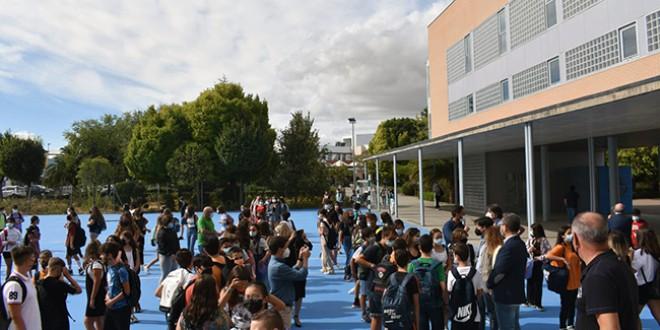 Comienza el curso en Granada con 1.987 alumnos menos en Secundaria y 2.607 más en Formación Profesional