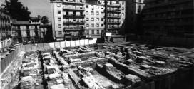 Un convento debajo de un mercado en Granada