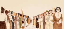 Nuestras abuelas no lo tuvieron fácil y estos libros ilustrados explican muy bien por qué