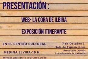 ATARFE: LA CORA DE ILBIRA PRESENTA SU PAGINA WEB Y SU EXPOSICIÓN ITINERANTE