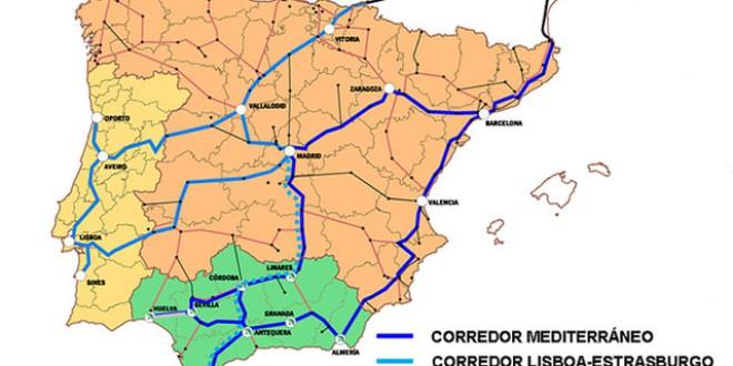 Esta apuesta por el Corredor Ferroviario Central alargará durante décadas el aislamiento histórico de Granada