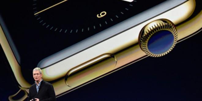 Apple entra en el mundo del lujo con su reloj