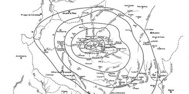 """""""El día 19 de Abril, hace 59 años, tuvo lugar el terremoto"""". por José Enrique Granados"""