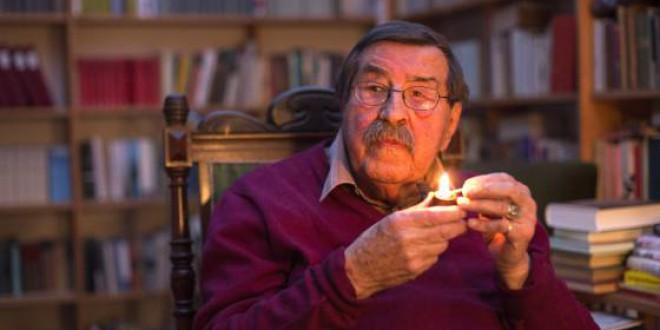 Muere el premio Nobel alemán Günter Grass a los 87 años