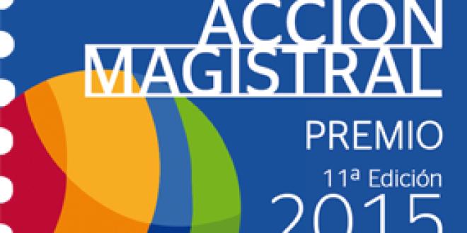 Premio a la Acción Magistral 2015