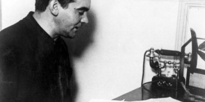 La versión franquista del asesinato de Federico García Lorca