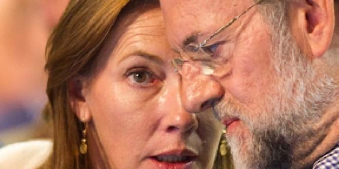 Cuatro periodistas confirman que la mujer de Rajoy abortó en España en 1998