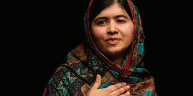 Malala a las niñas secuestradas por Boko Haram: «No perdáis la esperanza»