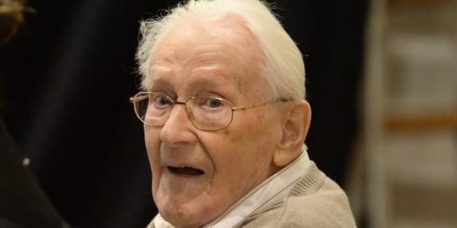 Comienza el juicio contra el contable de Auschwitz