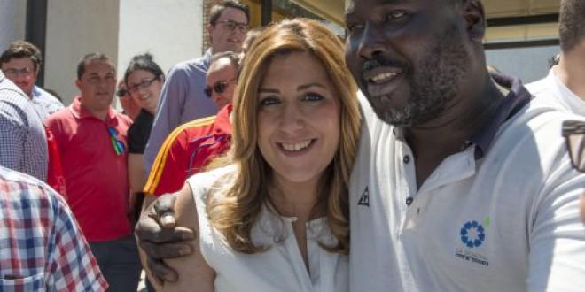 El PSOE vuelve a negociar para que Susana Díaz salga elegida presidenta este jueves