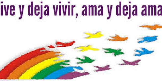 AYER 17 de mayo, Día Internacional contra la Homofobia, Lesbofobia y Transfobia