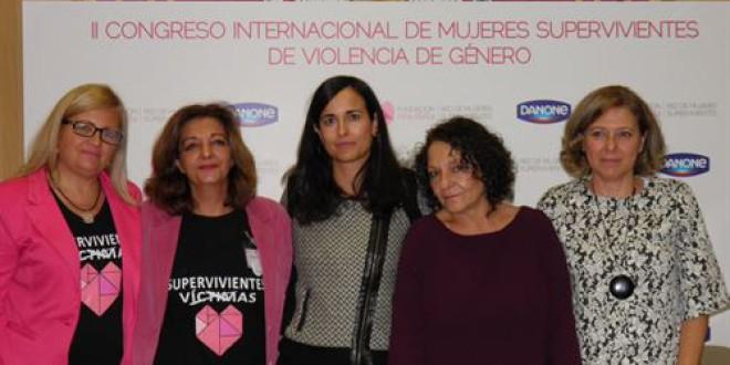 Mujeres «supervivientes» a la violencia de género proponen «mostrar» su fuerza y educar a los jóvenes para prevenir