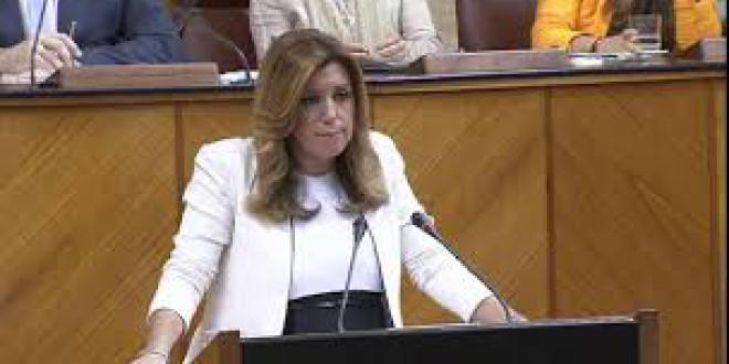 ¿Cuántos votos necesita Susana Díaz para ser investida presidenta de la Junta?