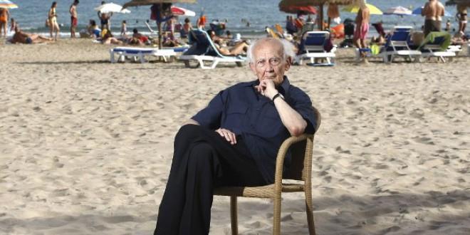 """Zygmunt Bauman: """"Ahora sé que el exceso de información es peor que su escasez"""""""