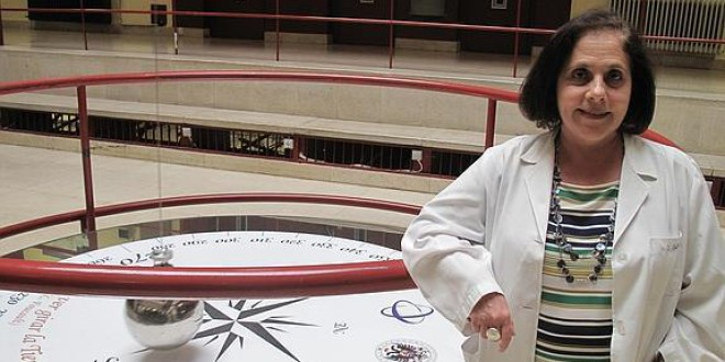 Una investigadora insaciable: María José Gálvez, catedrática de Física Aplicada,