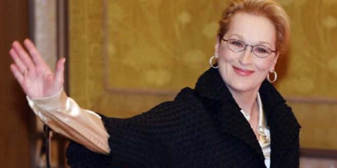 Meryl Streep tiene una carta para usted
