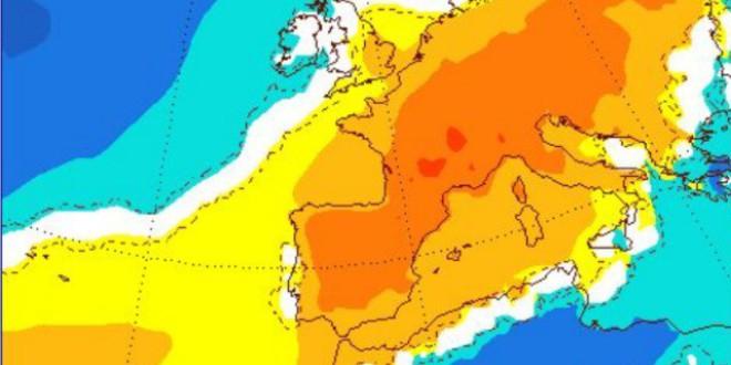 Hasta cuándo durará este calor (según los modelos meteorológicos)