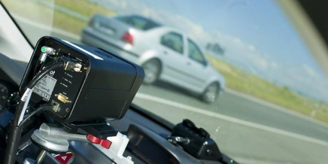 Seis radares móviles aumentan la vigilancia en carreteras de «especial peligrosidad» del Área Metropolitana