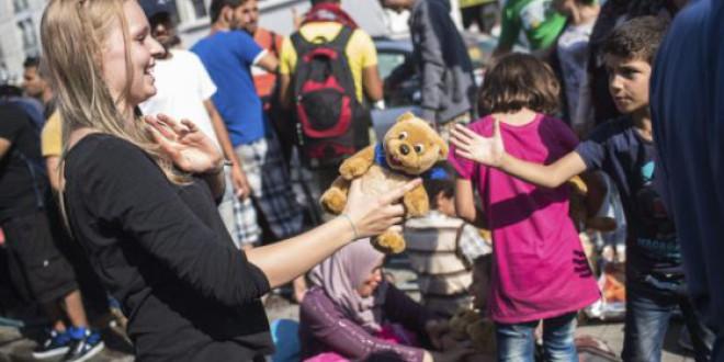 Cómo puedes ayudar tú a los refugiados sirios